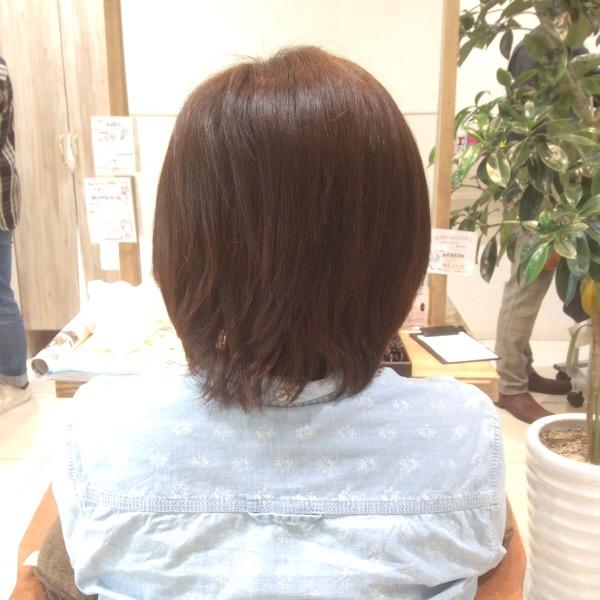 ハナヘナの髪質改善ハーブトリートメント