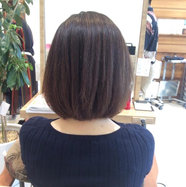 8ヶ月間髪質改善を頑張った髪の変化♪
