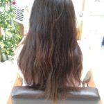 毎回毛先までカラーすると色持ちがどんどん悪くなるという落とし穴。