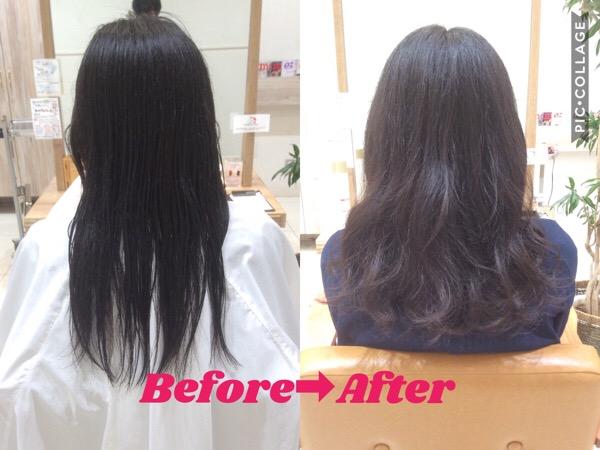 神奈川藤沢の縮毛矯正が上手い美容師のデジタルパーマ