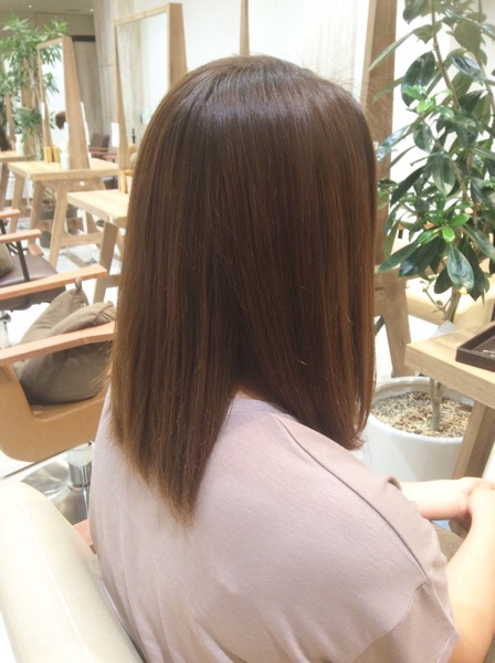 【くせ毛&ダメージ改善】ブリーチ2回×縮毛矯正×パーマでビビり毛、パサパサだった髪の半年前➡︎現在