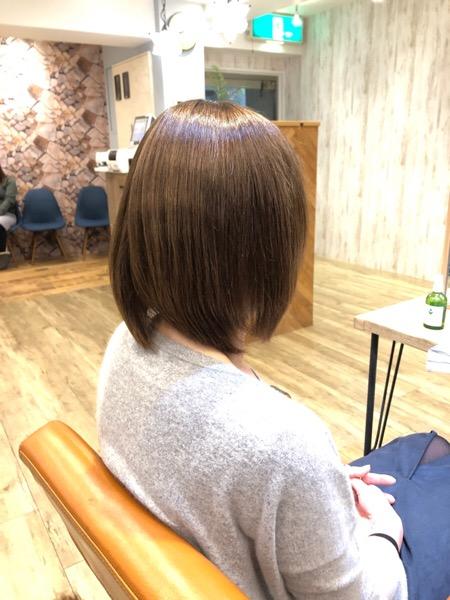 髪質改善1回目